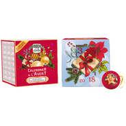 Provence d'Antan - Organic Herbal Tea Advent Calendar - Provence d'Antan