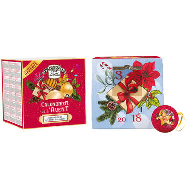Organic Herbal Tea Advent Calendar - Provence d'Antan