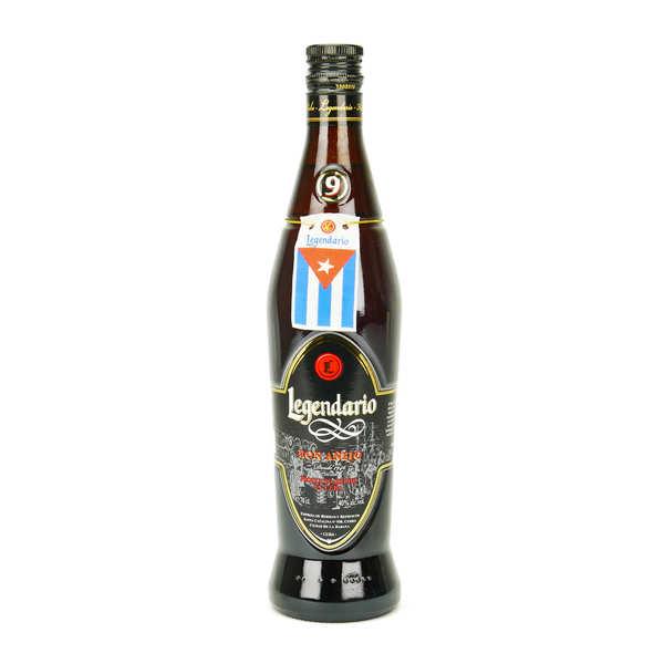 Legendario Añejo 9 years - Rum from Cuba 40%