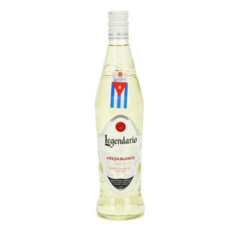Ron Legendario - Legendario Añejo Blanco - Rum from Cuba 40%