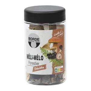 Borde - Dried Wild Mushrooms Mix