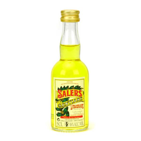 Sample bottle of Gentiane Salers - 16%