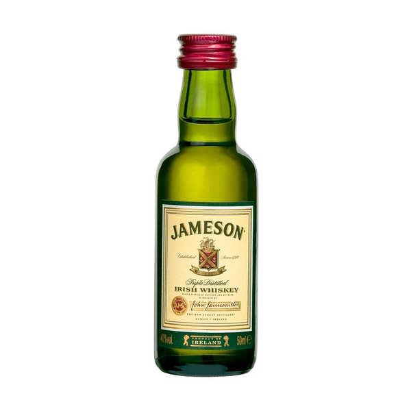 Mignonnette de whisky - jameson premium 40% - bouteille 5cl