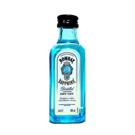 Bombay Sapphire - Bombay Sapphire Miniature - London Dry Gin 40%