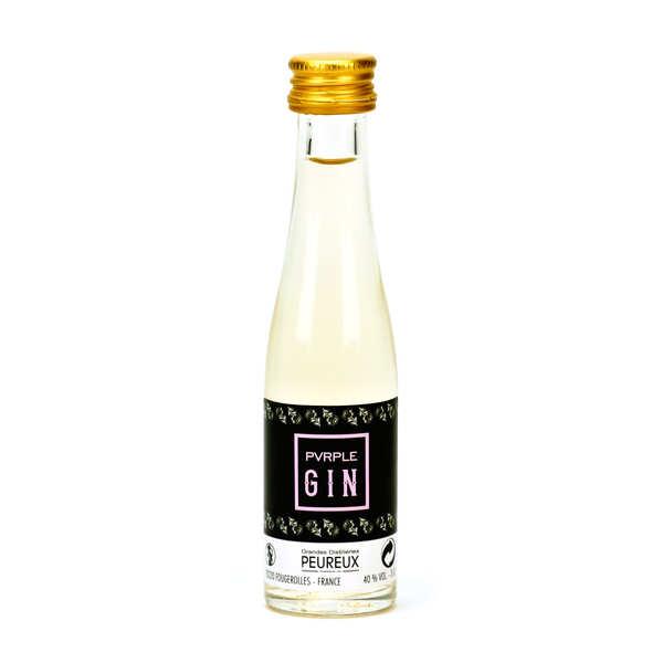 Sample bottle of Pvrple Gin® - French Gin 40%