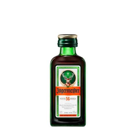 Jägermeister - Mignonnette de Liqueur Jägermeister 35%
