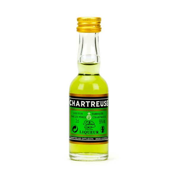 Mignonnette de Chartreuse verte 55%