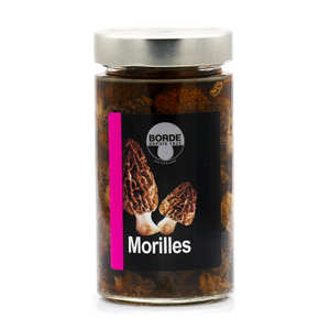 Borde - Preserved Morels