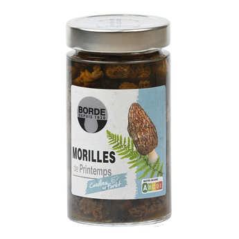 Borde - Preserved Morels