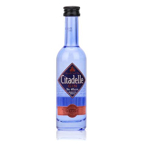 Citadelle - Mignonnette de Gin français Citadelle 44%