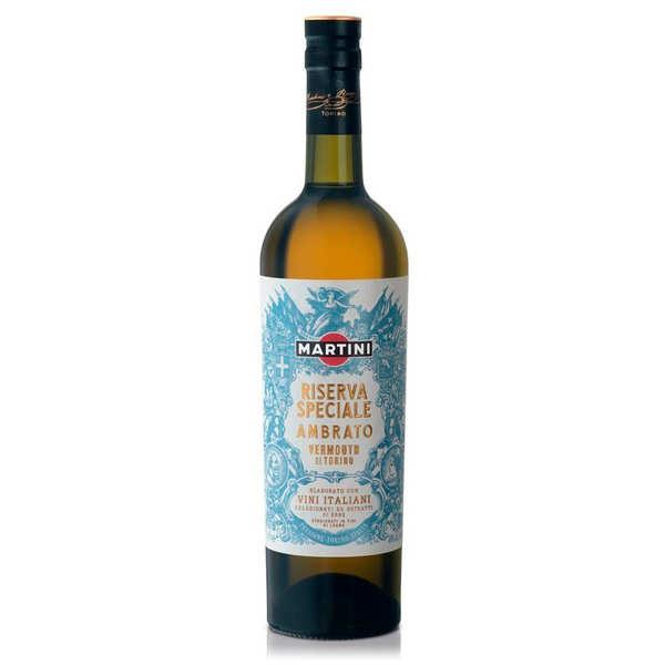 Riserva Speciale Martini - Ambrato 18%