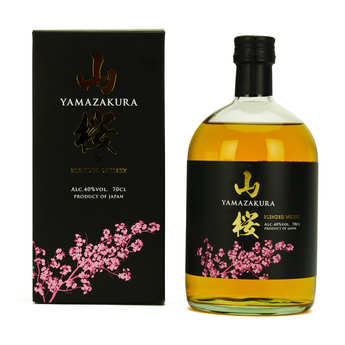 Sasanokawa Shuzo - Whisky japonais Yamazakura Blended 40%
