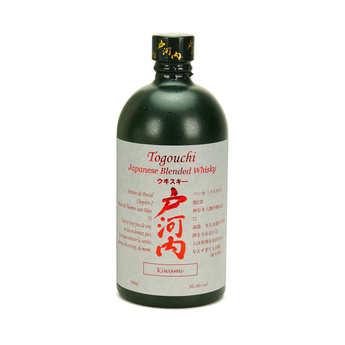 Chugoku Jozo - Japanese Blended Whiskey Togouchi Kiwami 40%