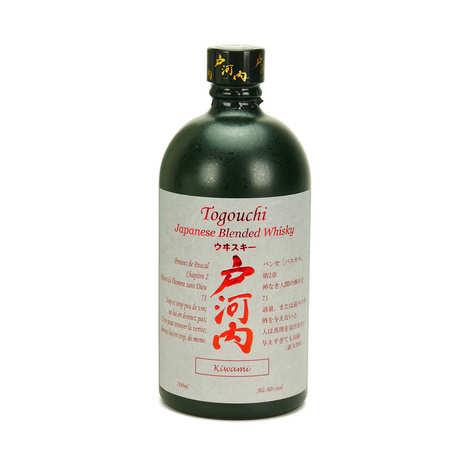 Chugoku Jozo - Whisky japonnais Togouchi Kiwami 40%
