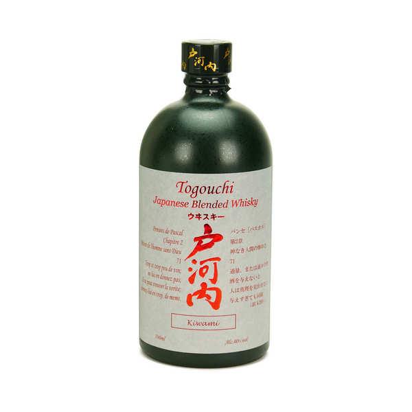 Whisky japonnais Togouchi Kiwami 40%