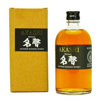 White Oak Distillery - Whisky japonnais Akashi Meïsei 40%