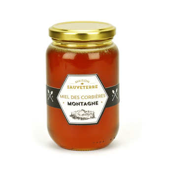 Maison Sauveterre - Honey from French Mountains of Aude