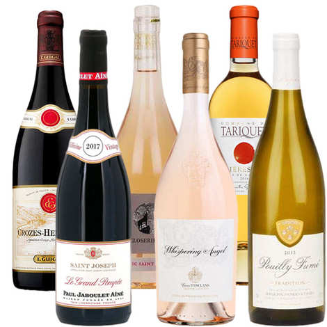 - Collection vins chics
