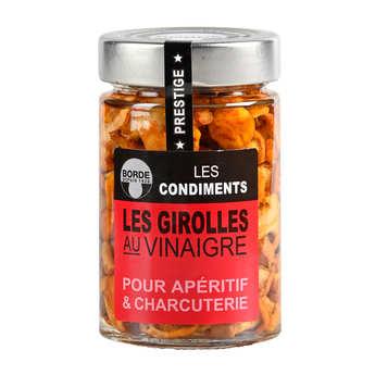 Borde - Small Chanterelles in Vinegar