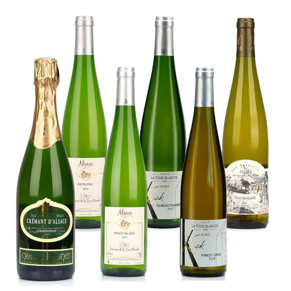 Wines from Alsace collection