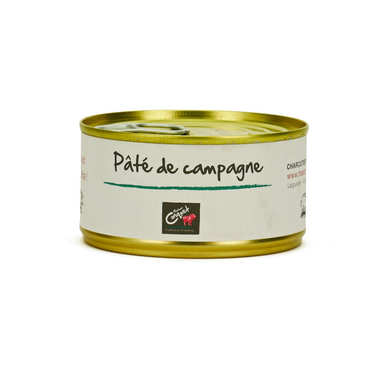 Country-Style Pate - Maison Conquet