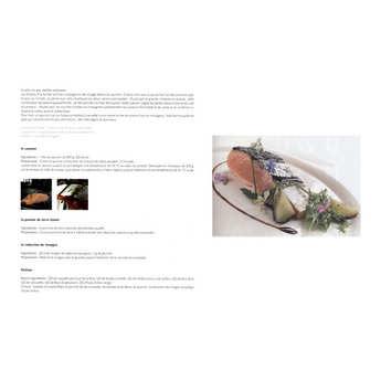 - Magazine about molecular cuisine