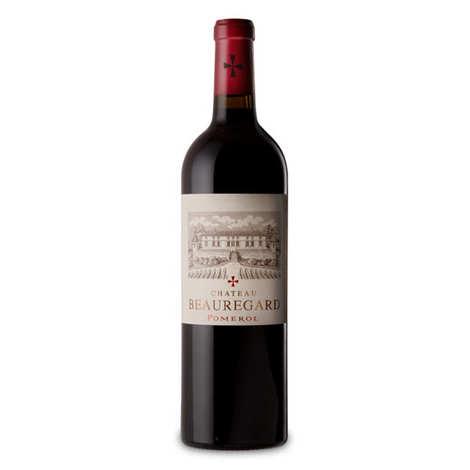 Château Beauregard - Pomerol - Château Beauregard 2016 Red Bordeaux Wine