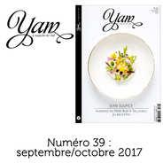 Yannick Alléno Magazine - French magazine about cuisine - YAM n°39