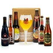 BienManger paniers garnis - 6 Beers October Discovery Box