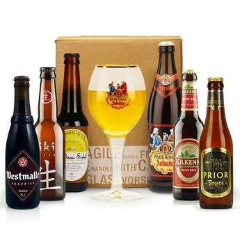 - Box découverte de 6 bières d'octobre