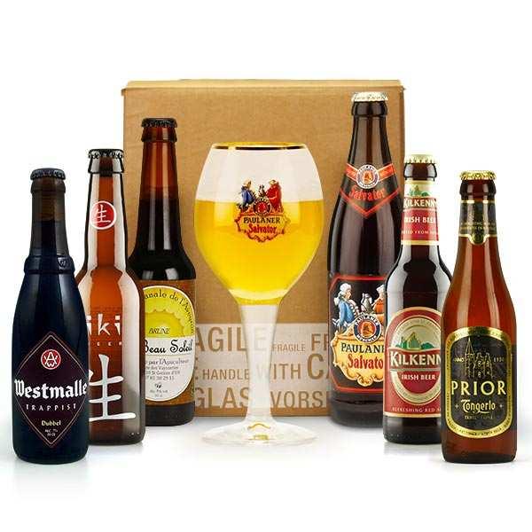 Box découverte de 6 bières d'octobre