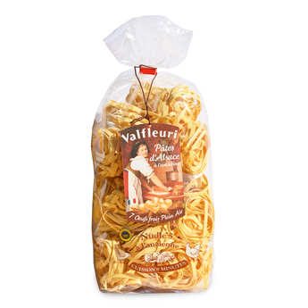 Valfleuri Pâtes d'Alsace - Traditional Pasta From Alsace - Nüdle 5mm