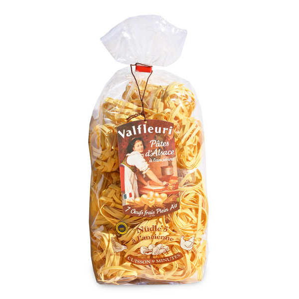 Traditional Pasta From Alsace - Nüdle 5mm