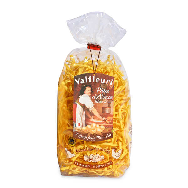 Traditional Pasta From Alsace - Sundig Spaetzle