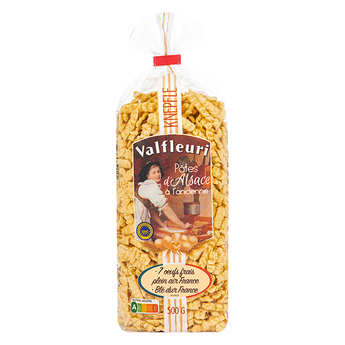 Valfleuri Pâtes d'Alsace - Traditional Pasta From Alsace - Knepfle
