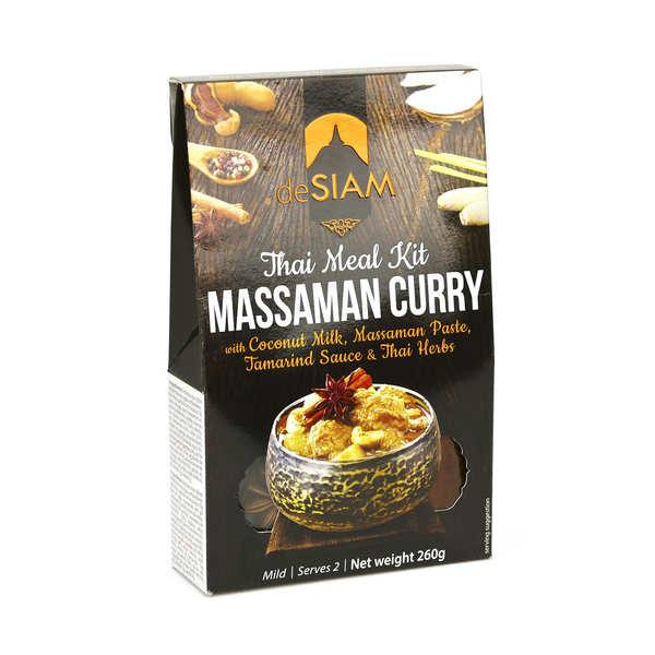 Kit curry massaman thaï