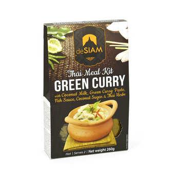 deSIAM - Kit curry vert thaï