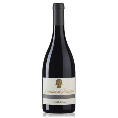 Vinovalie - Domaine Pialentou Organic Red Wine from Gaillac
