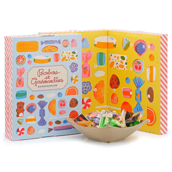 French Sweet Delights Advent Calendar