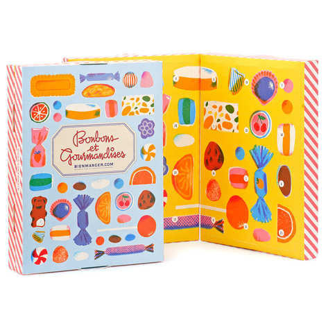 - French Sweet Delights Advent Calendar