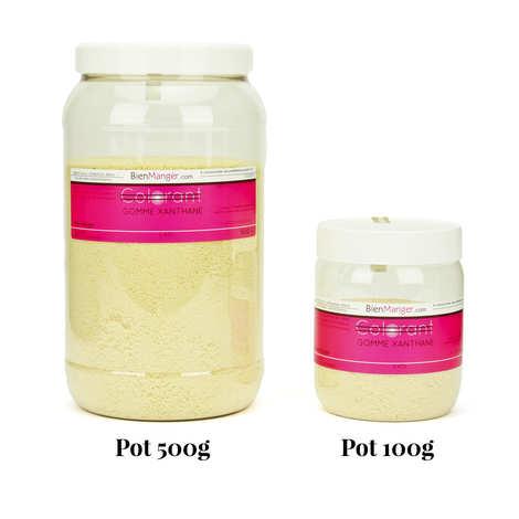 BienManger aromes&colorants - Gomme Xanthane en poudre - E415