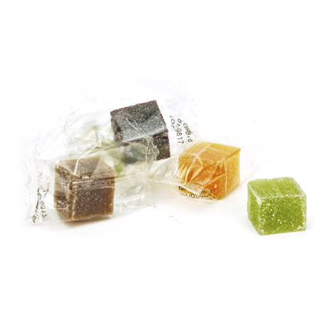Maison Francis Miot - Homemade fruit pastes in flowpack