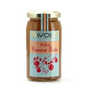 Favols - Caramelised Apple Jam