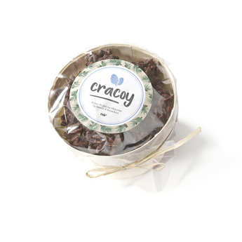 Cracoy - Black chocolate and Pine Kernel from Arcachon Bay - Cracoy
