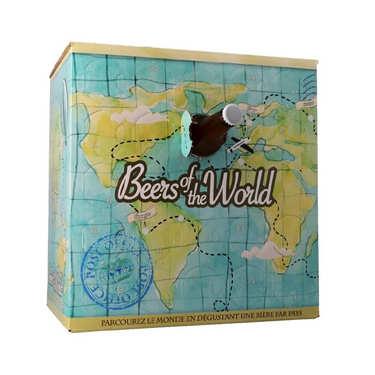 Calendrier de l'avent - Bières du Monde