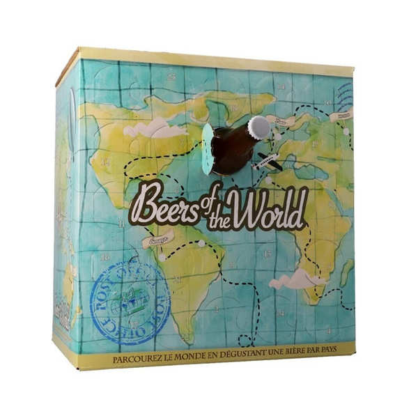 Beers of the World Advent Calendar