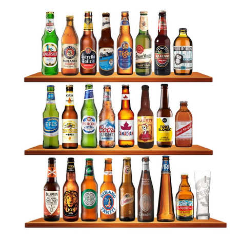 - Beers of the World Advent Calendar