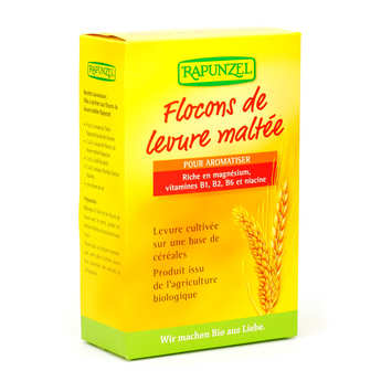 Rapunzel - Organic Malted Yeast Flakes