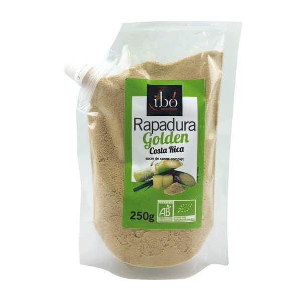Rapadura golden - Sucre de canne complet bio