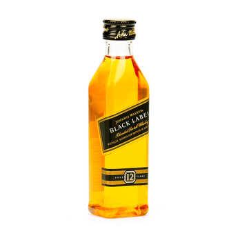 Johnnie Walker - Whisky Johnnie Walker Black Label - Mignonnette - 40%